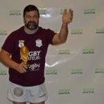 Soirée 4ème Mi temps RugbyAmateur.fr   décembre 2017   Le Five Toulouse Colomiers (32)