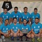 Soirée 4ème Mi temps RugbyAmateur.fr   décembre 2017   Le Five Toulouse Colomiers (34)