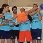 Soirée 4ème Mi temps RugbyAmateur.fr   décembre 2017   Le Five Toulouse Colomiers (36)