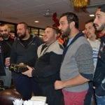 Soirée 4ème Mi temps RugbyAmateur.fr   décembre 2017   Le Five Toulouse Colomiers (38)