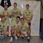 Soirée 4ème Mi temps RugbyAmateur.fr   décembre 2017   Le Five Toulouse Colomiers (40)