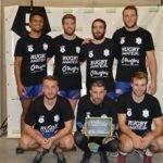 Soirée 4ème Mi temps RugbyAmateur.fr   décembre 2017   Le Five Toulouse Colomiers (44)
