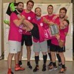 Soirée 4ème Mi temps RugbyAmateur.fr   décembre 2017   Le Five Toulouse Colomiers (47)