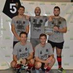 Soirée 4ème Mi temps RugbyAmateur.fr   décembre 2017   Le Five Toulouse Colomiers (48)