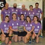 Soirée 4ème Mi temps RugbyAmateur.fr   décembre 2017   Le Five Toulouse Colomiers (51)
