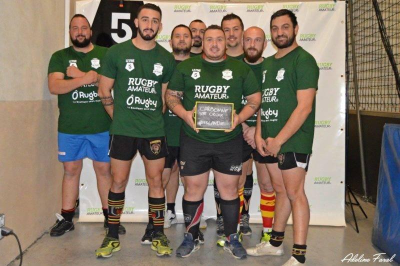 Soirée 4ème Mi temps RugbyAmateur.fr décembre 2017 Le Five Toulouse Colomiers (7)