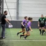 Soirée 4ème Mi temps RugbyAmateur.fr   décembre 2017   Le Five Toulouse Colomiers (74)