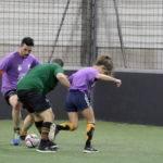 Soirée 4ème Mi temps RugbyAmateur.fr   décembre 2017   Le Five Toulouse Colomiers (75)
