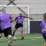 Soirée 4ème Mi temps RugbyAmateur.fr   décembre 2017   Le Five Toulouse Colomiers (77)