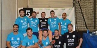 Soirée 4ème Mi temps RugbyAmateur.fr   décembre 2017   Le Five Toulouse Colomiers (8)