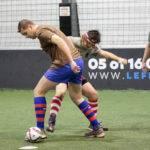 Soirée 4ème Mi temps RugbyAmateur.fr   décembre 2017   Le Five Toulouse Colomiers (84)