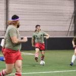 Soirée 4ème Mi temps RugbyAmateur.fr   décembre 2017   Le Five Toulouse Colomiers (86)
