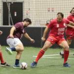 Soirée 4ème Mi temps RugbyAmateur.fr   décembre 2017   Le Five Toulouse Colomiers (92)