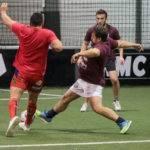 Soirée 4ème Mi temps RugbyAmateur.fr   décembre 2017   Le Five Toulouse Colomiers (93)