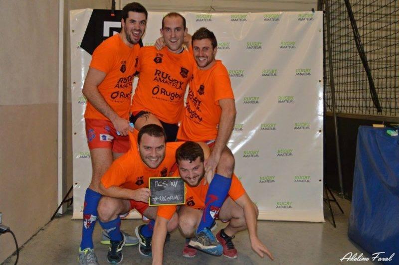 Soirée 4ème Mi temps RugbyAmateur.fr décembre 2017 Le Five Toulouse Colomiers (13)
