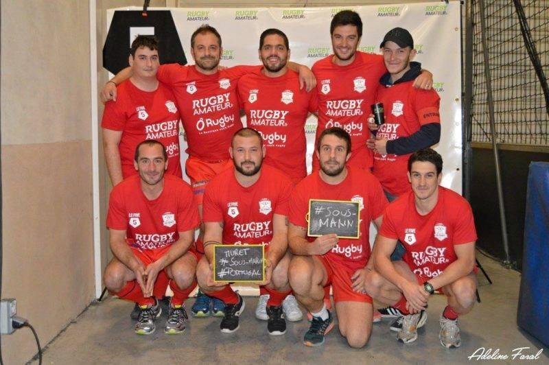 Soirée 4ème Mi temps RugbyAmateur.fr décembre 2017 Le Five Toulouse Colomiers (20)