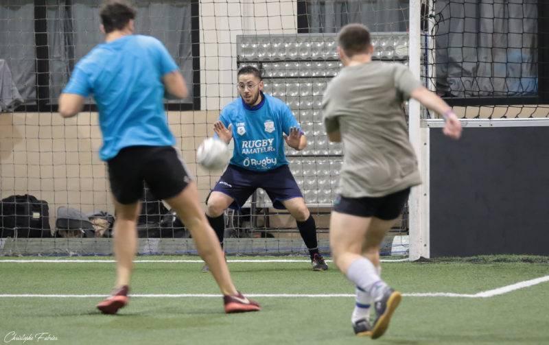 Soirée 4ème Mi temps RugbyAmateur.fr décembre 2017 Le Five Toulouse Colomiers (3)