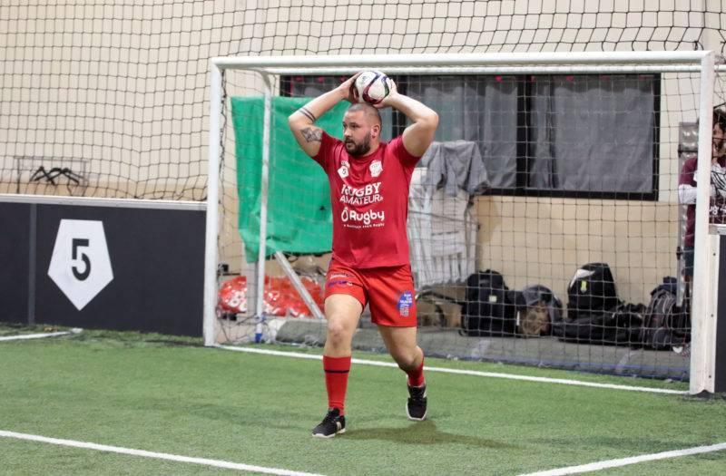 Soirée 4ème Mi temps RugbyAmateur.fr décembre 2017 Le Five Toulouse Colomiers (87)