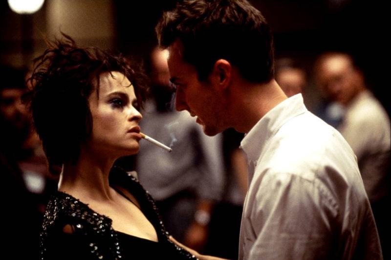 Helena Bonham Carter as Maria Singer in Fight Club