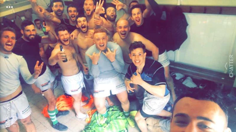 Rugby Club Draguignan face a St saturnin les avignon 61 0 Honneur PACA