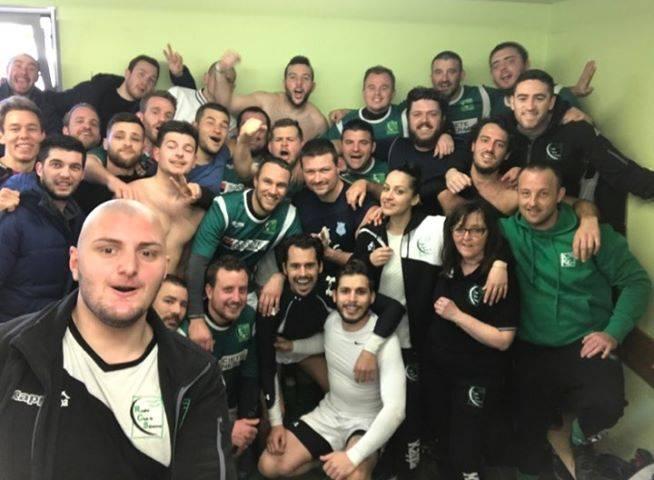 Victoire 27 10 contre val de Saône championnat du lyonnais 2ème série