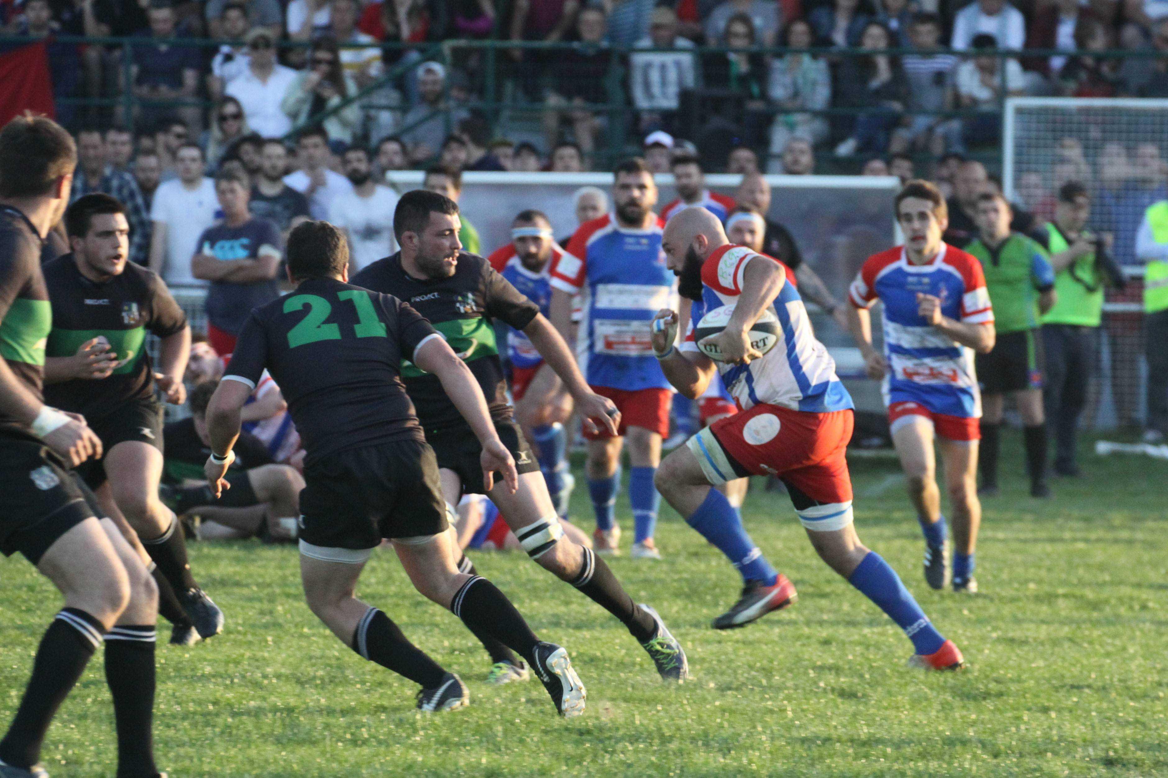 Saint Girons Léguevin finale 2018   Photo Pascal Villalba   RugbyAmateur (9)