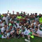 Le Rugby Club SETE champion Honneur 21 12 face aux Rives D'orb