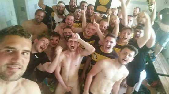 Sporting Club Salonais victoire de la finale provence réserve honneur au tir au but face à Valreas