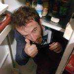 a montans on a failli oublier le demi de mêlée dans le frigo