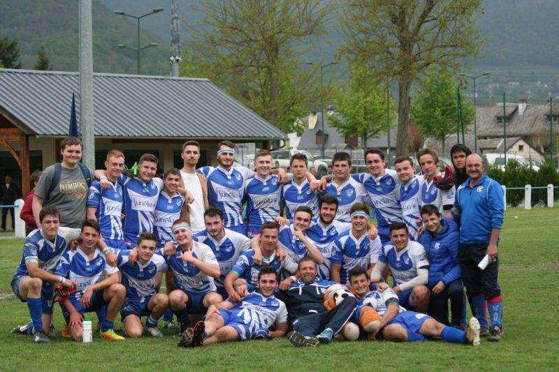 Photos les selfies du week end rugby amateur for Sporting club salonais