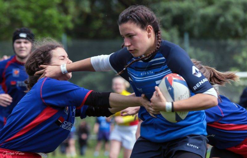 Pavois 2018 tournoi féminin ©photos Christophe Fabriès (4)