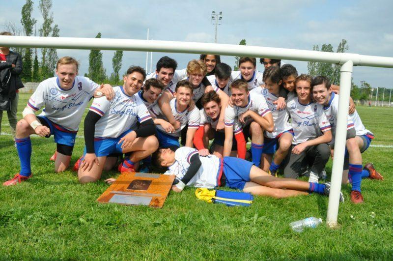 Seven TUC Champions
