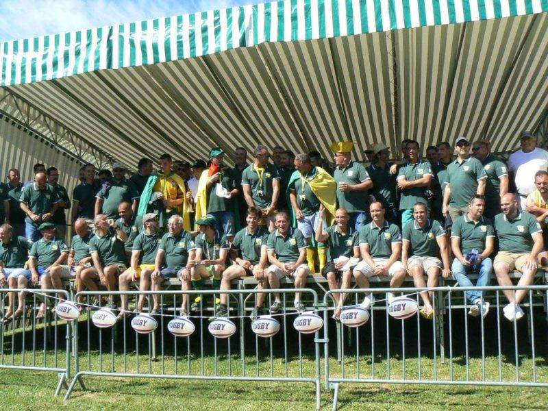 Les 20 ans d'un petit club de série rugby club nieuil l'Espoir (RCNE)dans le 86, petit par le niveau sportif mais grand par le cœur.
