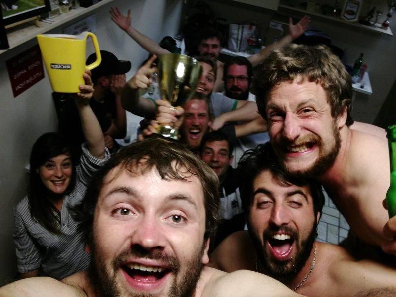 Vitry vainqueur coupe honneur île de France 30 à 6 avec julien peyrade