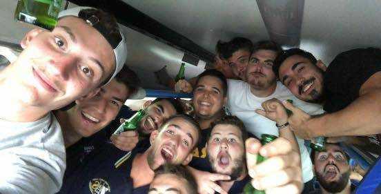 Le RCPO Rugby Club Plages d'Orb l'emporte 20 16 à Cabestany