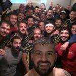 Le Rugby Olympique Agathois continue avec une 7e victoire consécutive 18   16 au Rugby Club Les Angles Gard Rhodanien