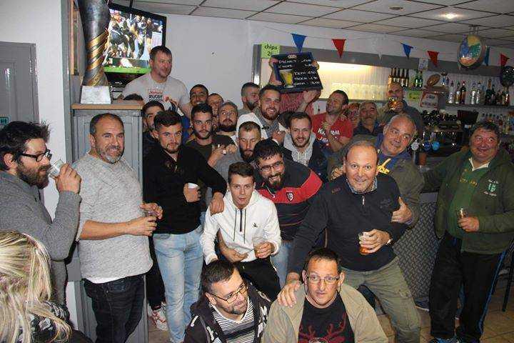 nouvelle victoire du thore rugby club sur le score de 39 à 19