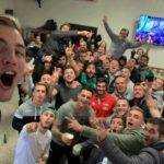 victoire 17 à15 de l' Entente Vendres Lespignan Sauvian Hérault XV sur la Jeunesse Sportive Illibérienne
