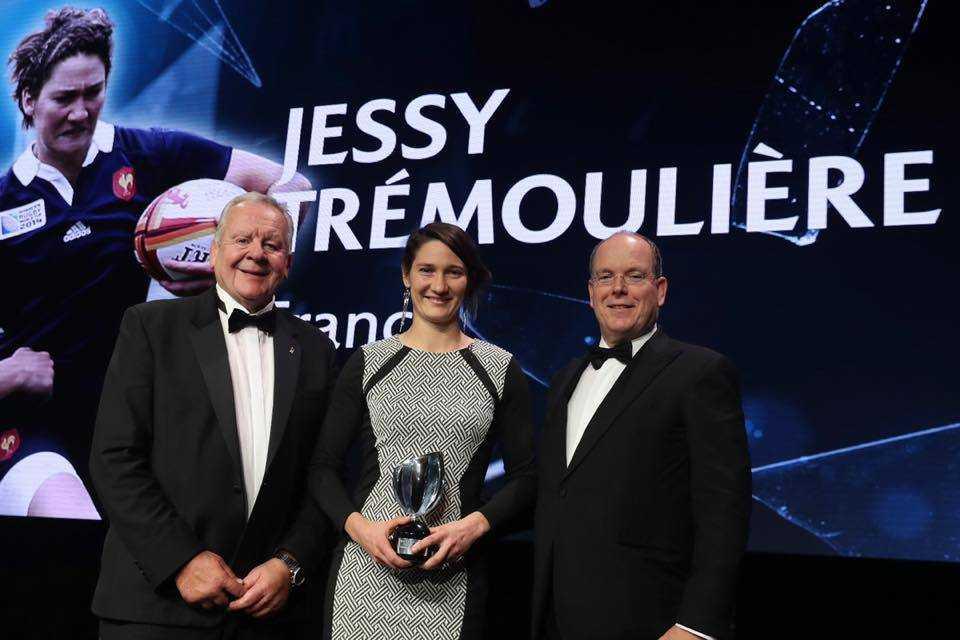 Jessy Tremouliere Ce titre est pour tout le rugby feminin_actu_fiche