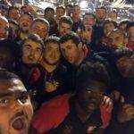Rcpsy en déplacement à Châteauroux réserve gagné 39 a 26 première victoire de la saison et première perdu 15 a 3 petit selfie