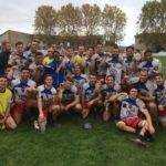 Victoire des Espoirs fédéraux Blagnacais 8 14 à Céret. Toujours invaincu de leur poule 3 et 1er nationaux