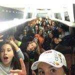 selfie victoire des cadettes de Colomiers à Albi 17 à 10.