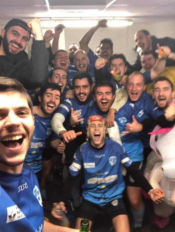 Victoire des Phocéens de nos deux équipes séniors contre Fos Istres