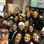 Selfie victoire pour le RCNM Féminin qui coupe les 6 victoires consécutives à La Valette