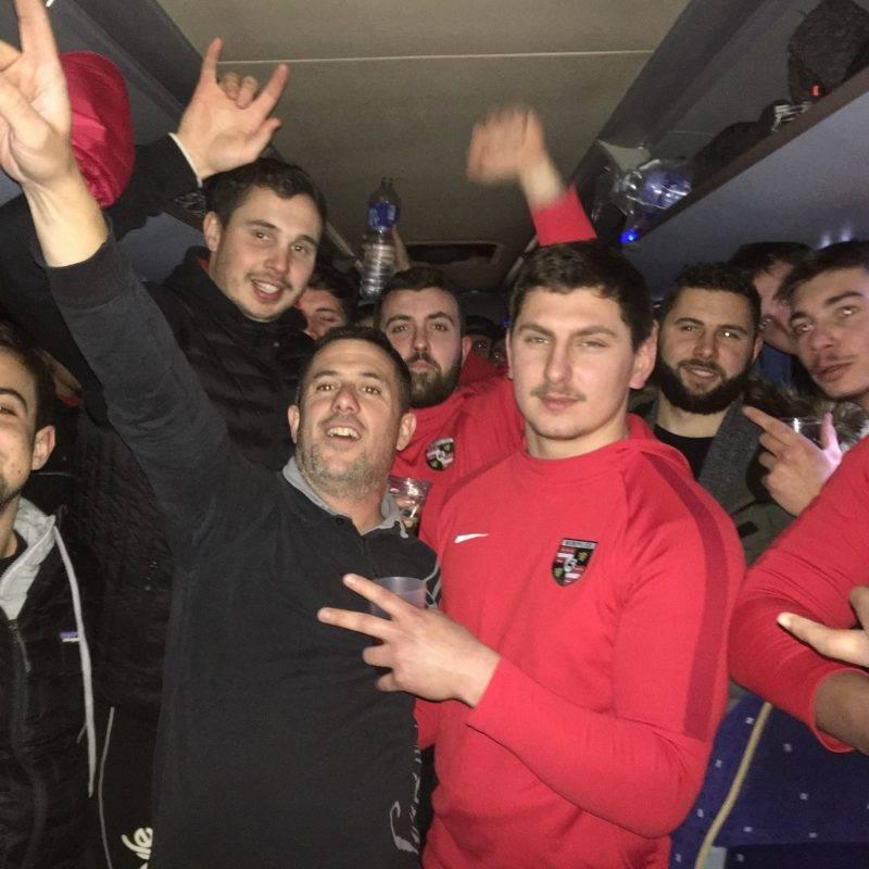 Victoire de la B de Nègrepelisse à Pamiers
