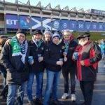 Après Cardiff l'an passé, le Stade St O XV à Murrayfield