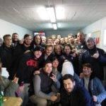 Félicitations à nos SHARKS, victorieux d'une solide équipe de St Gilles