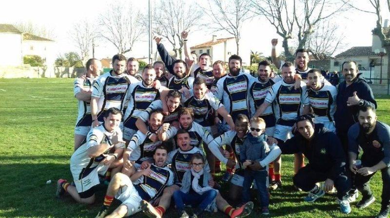 L'Union catalan voyage bien victoire 24 à 21 à Névian