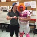Pierre Deylaud légende rugbystique qui gagne son premier match à la saudrune