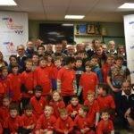 Pour la deuxième étape de la saison, le challenge fair Play UMT a été décerné samedi après midi à l'école de rugby d'Alban, en présence des administrateurs de l'UMT Patrick Maurélo et Jacques Fourès.
